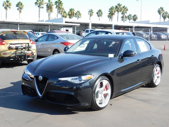 New 2019 Alfa Romeo Giulia For Sale At Mossy Alfa Romeo Vin