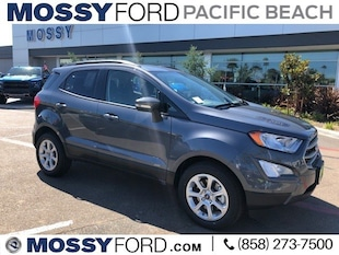 2019 Ford EcoSport SE Pre-Owned SE FWD