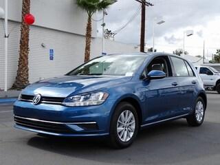 2018 Volkswagen Golf TSI SE Hatchback Front-wheel Drive