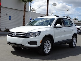 2018 Volkswagen Tiguan Limited 2.0T SUV All-wheel Drive