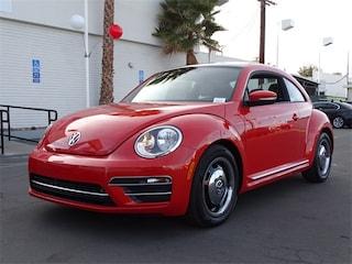 2018 Volkswagen Beetle 2.0T Coast Hatchback