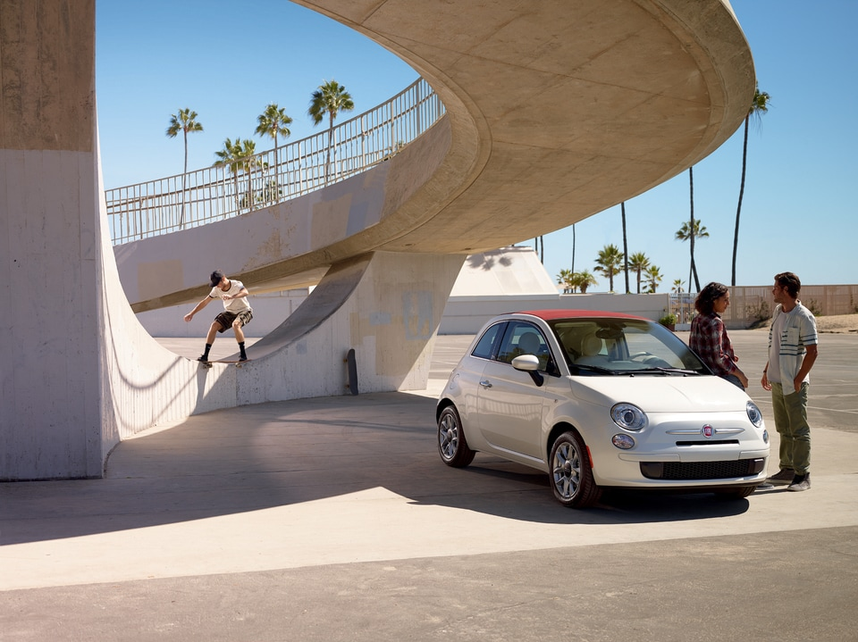San Diego County New Fiat Used Car Dealer