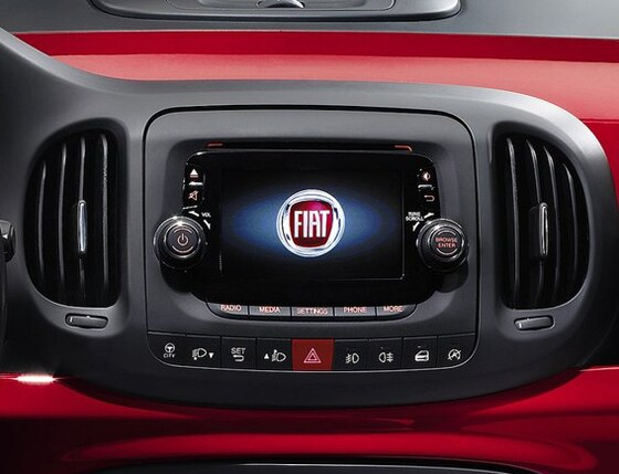 Mossy Fiat | The new 2014 4-door Fiat 500L