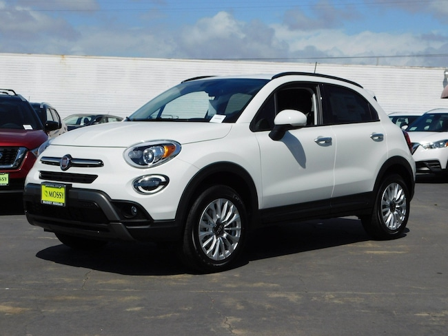 New 2019 FIAT 500X TREKKING AWD Sport Utility for sale near San Diego, CA