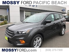 2018 Ford Escape S SUV 1FMCU0F71JUC09162 for sale in San Diego at Mossy Ford