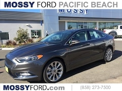2017 Ford Fusion Platinum Sedan 3FA6P0D90HR299473 for sale in San Diego at Mossy Ford