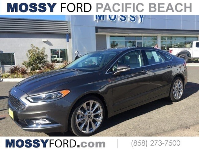 2017 Ford Fusion Platinum Sedan for sale in San Diego at Mossy Ford