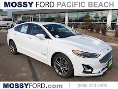 2019 Ford Fusion Hybrid Titanium Titanium FWD for sale in San Diego at Mossy Ford