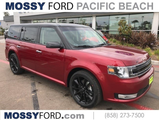 2019 Ford Flex SEL SUV for sale in San Diego at Mossy Ford