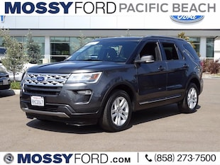 2019 Ford Explorer XLT Certified Pre-Owned XLT 4WD