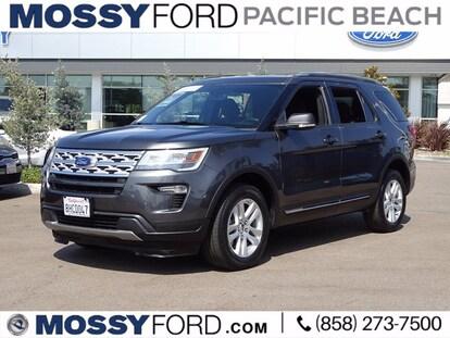 Used 2019 Ford Explorer For Sale San Diego Ca Stock 658376 Vin 1fm5k8d86kga61714 Near San Diego La Jolla Del Mar Ca