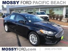 2019 Ford Fusion SE Sedan for sale in San Diego at Mossy Ford