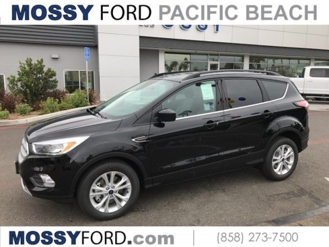 2018 Ford Escape SE SUV for sale in San Diego at Mossy Ford