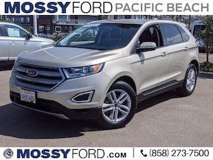 2018 Ford Edge SEL Certified Pre-Owned SEL FWD