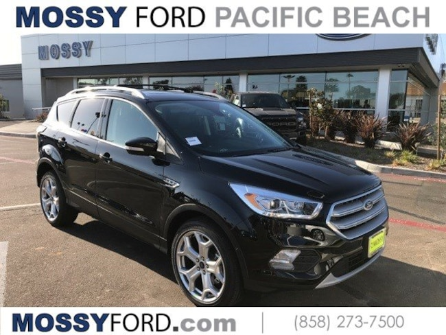 2018 Ford Escape Titanium SUV for sale in San Diego at Mossy Ford