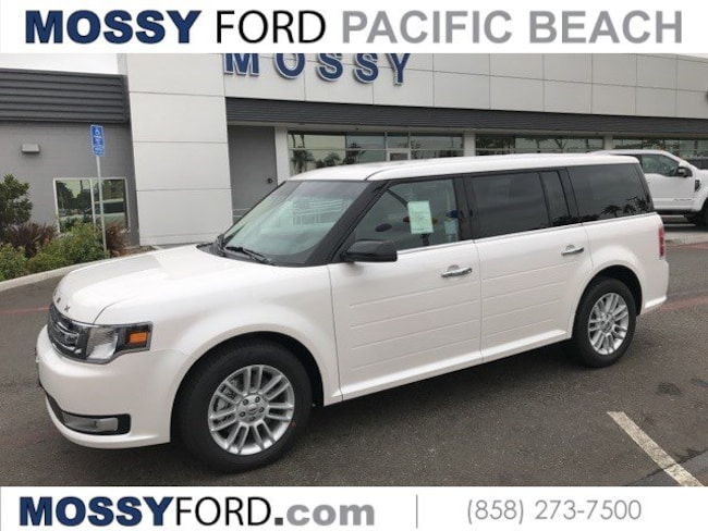 2018 Ford Flex SEL SUV for sale in San Diego at Mossy Ford