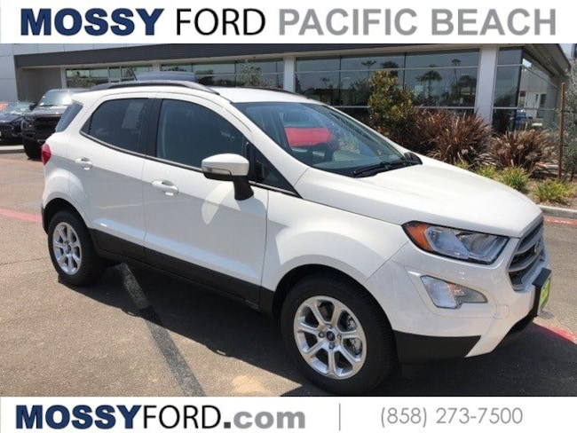 2018 Ford EcoSport SE SUV for sale in San Diego at Mossy Ford