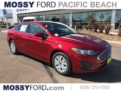 2019 Ford Fusion S Sedan for sale in San Diego at Mossy Ford
