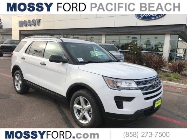 2018 Ford Explorer Base SUV for sale in San Diego at Mossy Ford