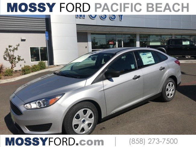 2018 Ford Focus S Sedan for sale in San Diego at Mossy Ford