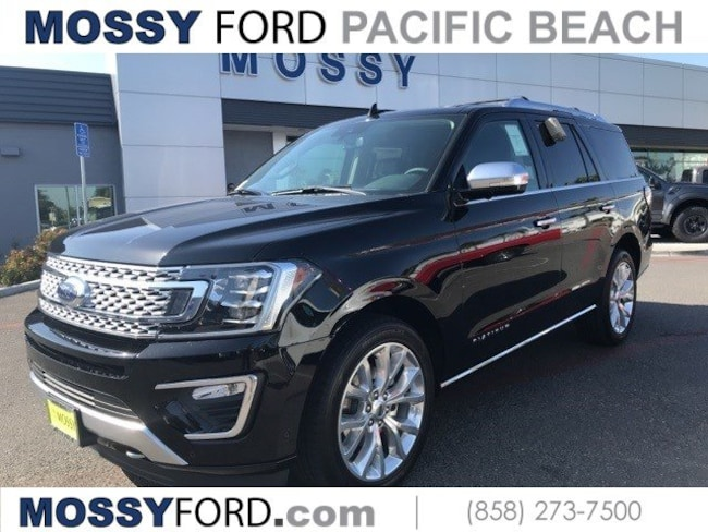 2018 Ford Expedition Platinum SUV for sale in San Diego at Mossy Ford