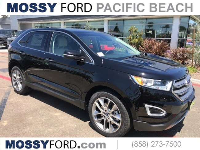 2018 Ford Edge Titanium SUV for sale in San Diego at Mossy Ford