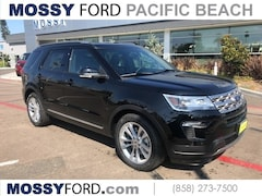 2018 Ford Explorer XLT SUV 1FM5K7D81JGB89951 for sale in San Diego at Mossy Ford