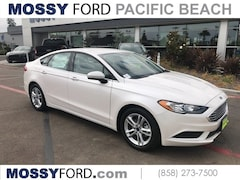 2018 Ford Fusion SE Sedan for sale in San Diego at Mossy Ford