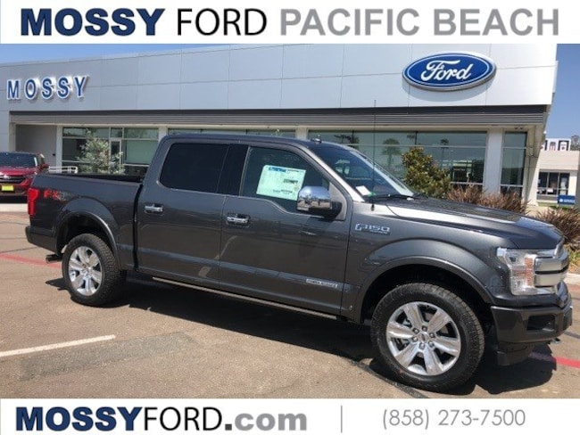 2018 Ford F-150 Platinum Truck for sale in San Diego at Mossy Ford