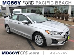 2019 Ford Fusion S Sedan 3FA6P0G7XKR108479 for sale in San Diego at Mossy Ford