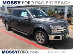 2018 Ford F-150 Lariat Truck 1FTEW1CGXJKC83807 for sale in San Diego at Mossy Ford