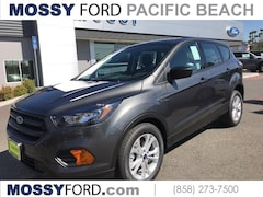 2018 Ford Escape S SUV 1FMCU0F78JUC09160 for sale in San Diego at Mossy Ford