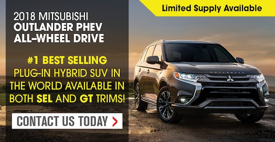 2018 Mitsubishi Outlander: Changes, Plug-in Hybrid, Price >> 2018 Mitsubishi Outlander Phev Mossy Mitsubishi Escondido