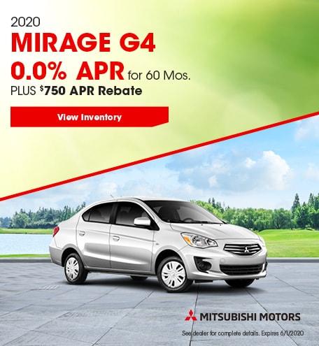 2020 Mirage G4
