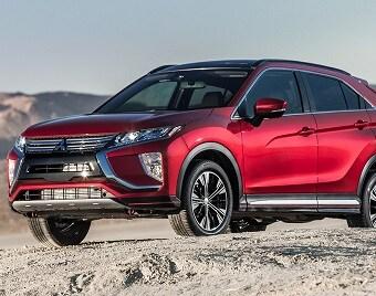 New 2018 Mitsubishi Eclipse Cross | 2018 Mitsubishi | San