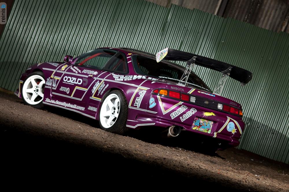 Mossy Nissan Chula Vista >> 2JZ Nissan S14 Drift Car - Mossy Nissan