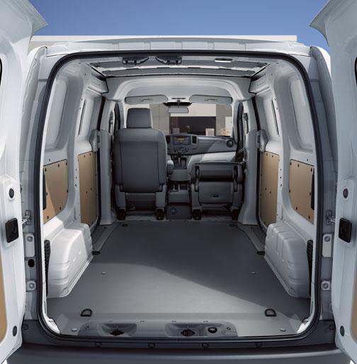 Nissan Kearny Mesa >> Nissan NV200 Compact Cargo Van - Mossy Nissan in San Diego ...
