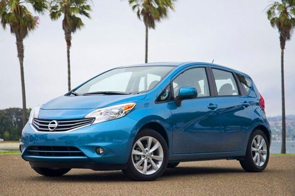 Nissan Unveils 2013 Versa Note In The Gaslamp Quarter