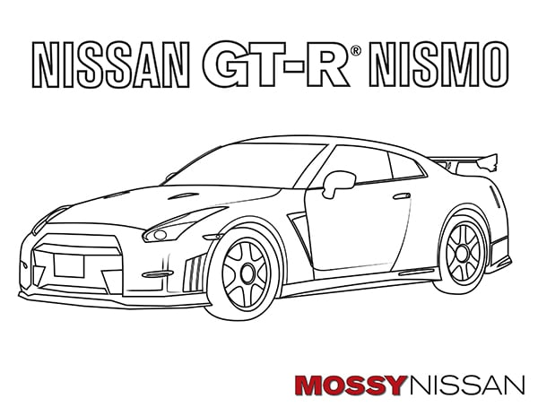 nissan r33 gtr coloring pages - photo#19