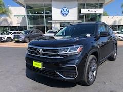 2021 Volkswagen Atlas 3.6L V6 SE w/Technology R-Line SUV 1V2PR2CA4MC602830
