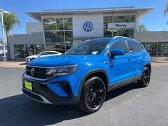 2022 Volkswagen Taos 1.5T SE 4MOTION SUV 3VVPX7B21NM022175