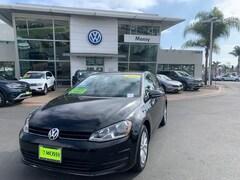 2020 Volkswagen Golf 1.4T TSI Hatchback 3VWG57AU1LM015583