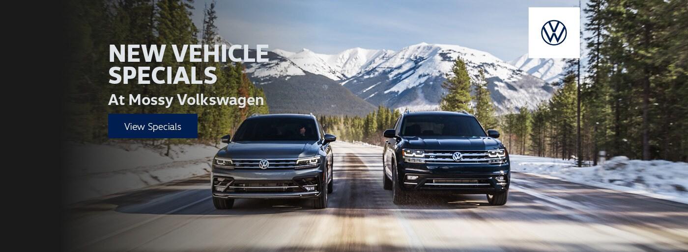 Mossy Volkswagen Escondido Volkswagen Dealership in