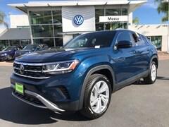 2021 Volkswagen Atlas Cross Sport 2.0T SEL 4MOTION SUV 1V2BC2CA2MC202356
