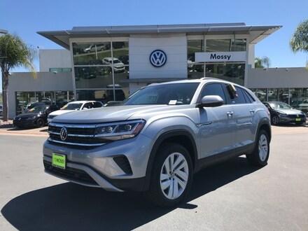 2021 Volkswagen Atlas Cross Sport 3.6L V6 SE w/Technology 4MOTION SUV 1V2HE2CA8MC217772