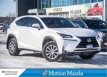 2016 LEXUS NX 200t AWD Leather Heated Seats SUV