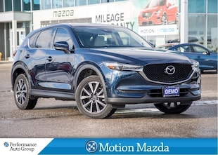 2018 Mazda CX-5 GT AWD USED DEMO Leather Roof Navi SUV