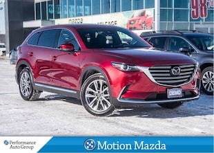 2019 Mazda CX-9 GT AWD USED DEMO Leather Roof Navi SUV
