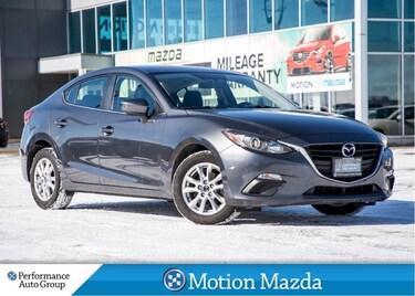 2015 Mazda Mazda3 GS 6Spd CPO Heated Seats Alloys Bluetooth Sedan