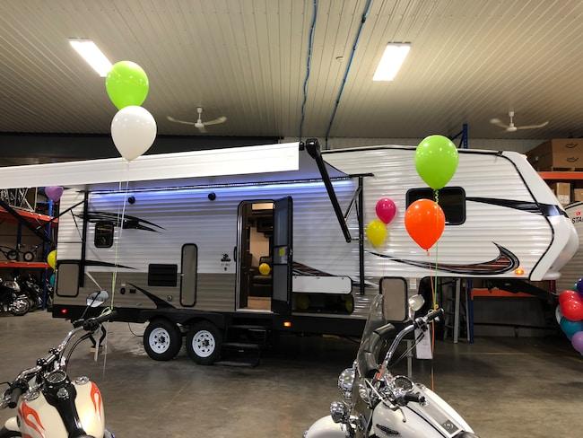 2018 STARCRAFT 275RKS AUTUMN RIDGE OUTFITTER